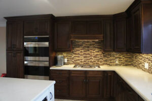 Cash and Carry kitchen cabinets through RockWood Kitchens