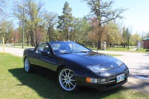 Very Rare Nissan....300ZX CONVERTIBLE