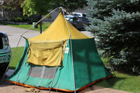 Old Syle Tent