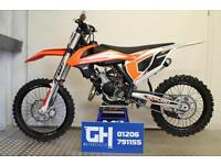 2016 KTM 150SX | VERY LOW HOURS | POWERPARTS HEADER PIPE