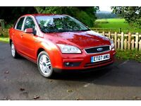 EXCELLENT 2007 DIESEL FOCUS GHIA TDCI, 91K MLS,