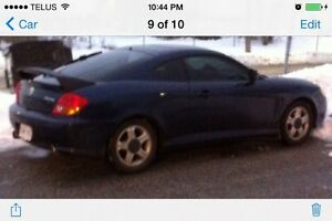 Parting out my 03 tiburon As is