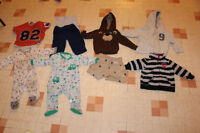 31 Pieces. 6-12 Month Boys Clothes