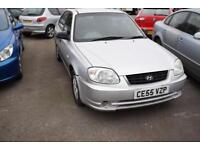 2005 HYUNDAI ACCENT GSI *TRADE CLEARANCE* HATCHBACK PETROL