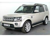 2014 Land Rover Discovery 3.0 SD V6 HSE SUV 5dr Diesel Automatic (s/s) (213 g/km