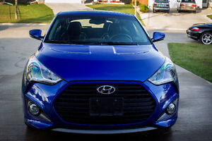 2013 Hyundai Veloster Turbo Fully Loaded Hatchback