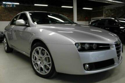 Mint 2007 Alfa Romeo 159 Sedan