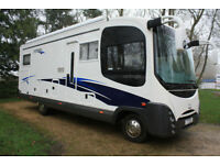 Carthago M-Liner 61LRL 4 Berth, Rear Beds, Rear Garage A-Class Motorhome