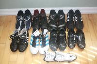 Various Sized Soccer Shoes / Soccer Boots