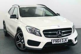 image for 2014 Mercedes-Benz GLA Class 2.1 GLA220 CDI AMG Line SUV 5dr Diesel Automatic 4M