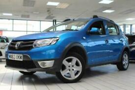 image for 2013 Dacia Sandero Stepway 1.5 AMBIANCE DCI 5d 90 BHP Hatchback Diesel Manual