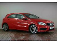 2014 Mercedes-Benz A Class A200 BlueEFFICIENCY AMG Sport 5dr Hatchback Petrol Ma