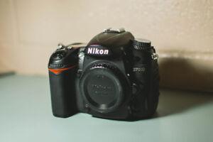 Nikon D7000 + Sigma 18-50mm lens