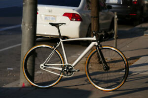 Specialized Langster Atlantis RAW 54CM