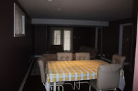 2 bedroom walkout basement only 5 minutes from Conestoga College