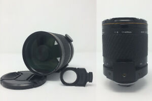 Nikon lenses - Manual Focus - Full Frame