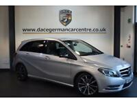 2014 14 MERCEDES-BENZ B CLASS 1.5 B180 CDI BLUEEFFICIENCY SPORT 5DR AUTO 107 BHP