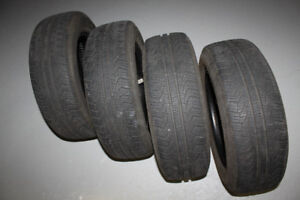 P195/65/R15 Pirelli P4 all season tires set of 4