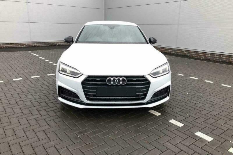 2019 Audi A5 Sportback Black Edition 40 TDI 190 PS S tronic Diesel white  Automa | in Tamworth, Staffordshire | Gumtree