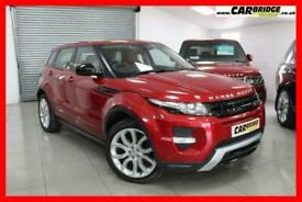 image for 2014 Land Rover Range Rover Evoque 2.2 SD4 DYNAMIC MANUAL 5dr 190 BHP Estate Die