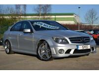 2011 Mercedes Benz C Class C63 4dr Auto 4 door Saloon