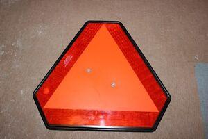 Triangle flare