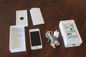 i-Phone 5S-Excellent Condition
