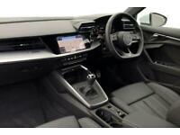 2020 Audi A3 Saloon S line 35 TFSI 150 PS 6-speed Saloon Petrol Manual