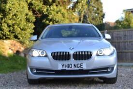 2010 BMW 5 SERIES 530D SE AUTO SALOON DIESEL