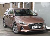2017 Hyundai i30 1.6 CRDi (109ps) SE Nav Diesel bronze Manual