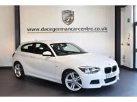 2014 14 BMW 1 SERIES 2.0 118D M SPORT 3DR 141 BHP DIESEL