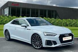 image for 2020 Audi A5 Coup- S line 35 TFSI  150 PS S tronic Auto Coupe Petrol Automatic