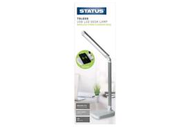 Status Toledo USB LED Desk Lamp Brand New