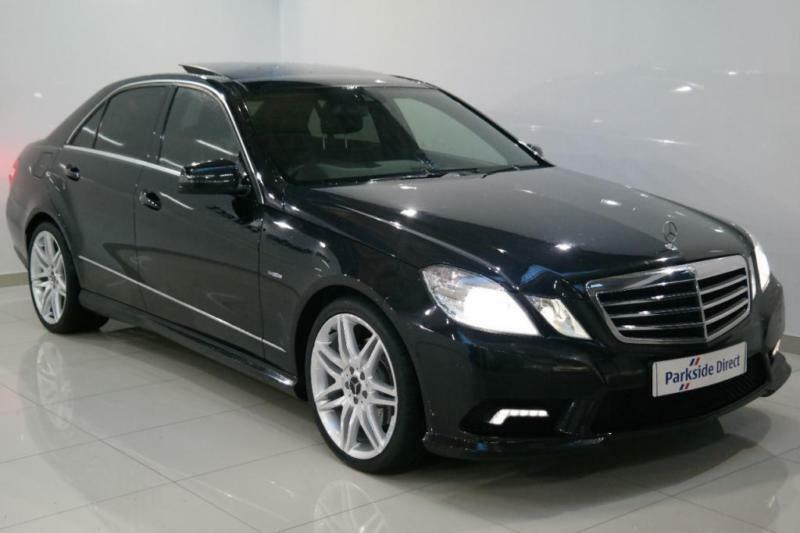 2011 61 mercedes benz e class 3 0 e350 cdi blueefficiency sport ed125 4d auto 26 in bolton. Black Bedroom Furniture Sets. Home Design Ideas