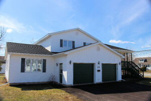 House for Sale with In-Law Suite/Rental 10 Penrose St Moncton NB