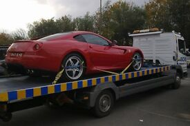 24hr Car Recovery Services