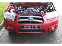 2007 07 SUBARU FORESTER 2.0 XEN 5D 158 BHP