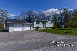 House for sale, 326 Gallivan Road Quinte West!