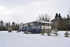***NEW PRICE*** Secluded Canwood Acreage