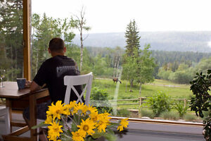 Well Furnished Guest Room for Rent at Beautiful B&B Williams Lake Cariboo Area image 4