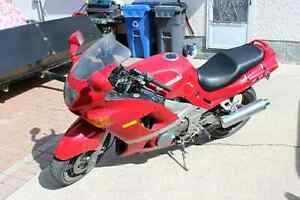 **PRICE REDUCED** 1995 Kawasaki Ninja ZX6