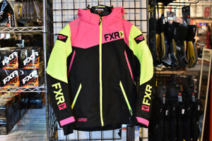NEW 2019 WOMEN'S FXR VERTICAL EDGE JACKETS  @ HFX MOTORSPORTS!