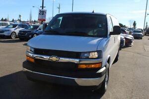 2018 Chevrolet Express Cargo Van WT LWB Cargo Van- R/Starter- R/