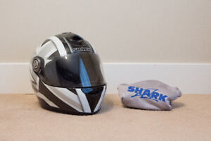 SHARK RSF3 Motorcycle Full Face Helmet Hurricane Graphics Size S