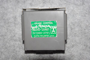 Toyota Celica GT: Cruse Control Module for Automatic Trans
