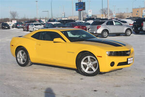 2012 Chevrolet Camaro LS Coupe (2 door)