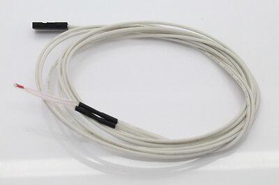 5 Pcs Ntc 100k Ohm 3950 1 Thermistor Temperature Senso. 3d Printer Reprap