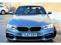 2018 BMW 5 Series 2.0 520i M Sport Auto (s/s) 4dr Saloon Petrol Automatic