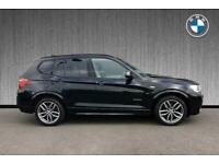2015 BMW X3 X3 xDrive20d M Sport Auto Estate Diesel Automatic