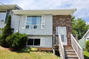 OWN THIS HOME FOR $1000/month all in! Lovely Sackville Semi! :)